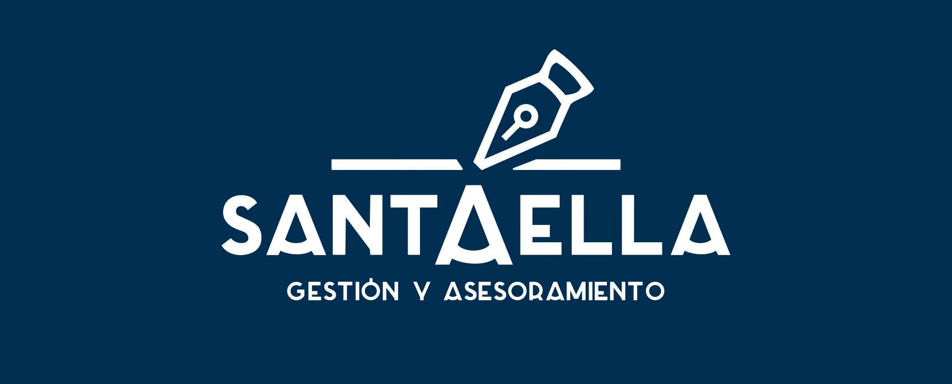 Logo Asesoría Santaella · Gestión y Asesoramiento · Los Llanos de Aridane · La Palma